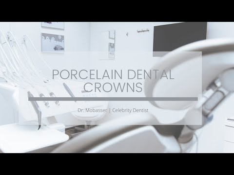Porcelain Crowns Los Angeles Beverly Hills West Hollywood CA