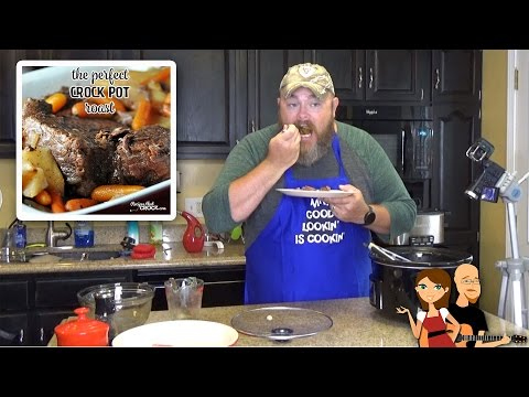 The Perfect Crock Pot Roast