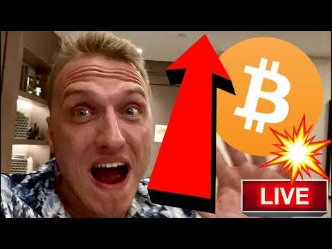 WHAT THE F*%! IS HAPPENING TO BITCOIN RIGHT NOW!!!!? [as predicted..]