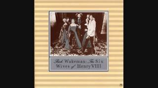Rick Wakeman - Catherine Howard - The Six Wives of Henry VIII - (1973) HQ
