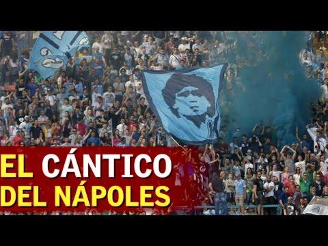 El feroz cántico del Nápoles que espera al Madrid en San Paolo