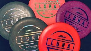 Why I throw Discraft Lunas ... let's throw w/ Rec Rob
