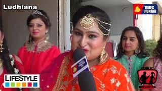Karva Chouth Celebrations  Ladies Club Ludhiana Abhishek news 451
