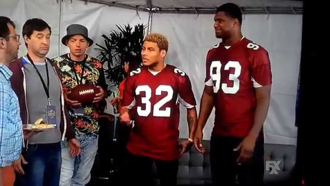 Calais Campbell ESPN will you in trouble The League