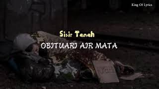 Download lagu SISIR TANAH - OBITUARY AIR MATA (chord and lyrics )