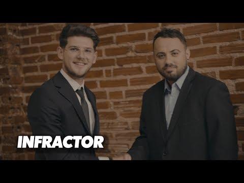 INFRACTOR #NoapteaTârziu (Cover Doddy feat. Lora - Dor Sa Te Ador)