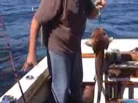 Big Sur Fishing Trip 10 5 2013
