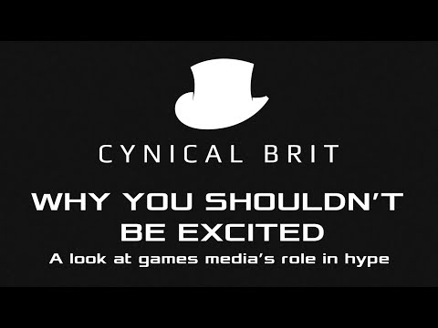Why you shouldn't be excited - A look at games media's role in hype