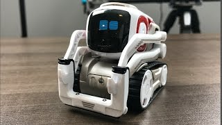 cozmo el robot con inteligencia artificial unboxing review cozmo