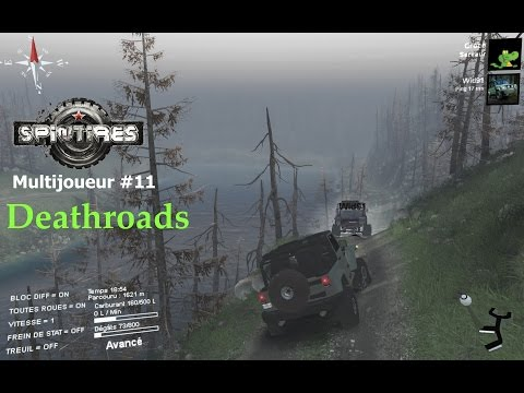 Spintires multi 11 (Deathroads)