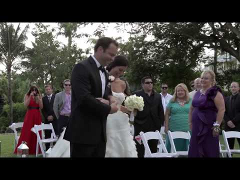 Patrick & Casaundra  wedding film           ( One & Only Ocean Club - The Bahamas  )