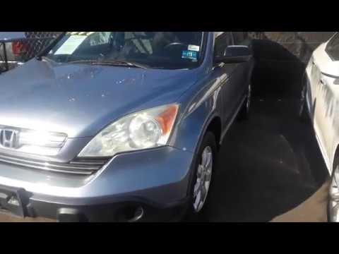 Honda CRV Hidden Hood Release Lever Location