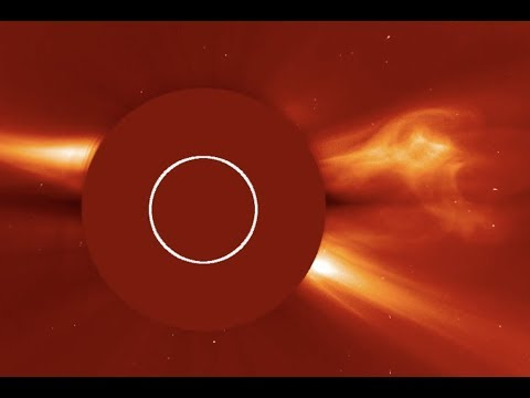Solar Eruptions, Volcanos, Earthquake Watch | S0 News Apr.21.2019