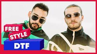 DTF - Mon Gamos | Red Binks Freestyle #12