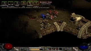 Diablo 2, кем бы поиграть, чтобы нажимать меньше кнопок