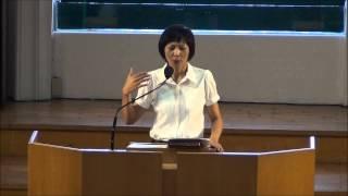 20140914浸信會仁愛堂主日信息_段翠蓮傳道