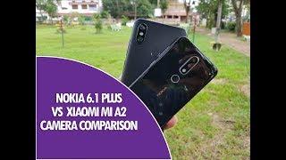 Nokia 6.1 Plus vs Xiaomi Mi A2 Camera Comparison