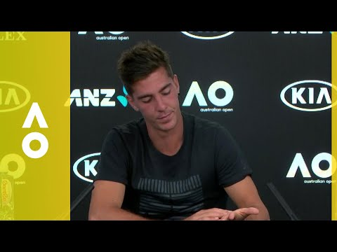 Thanasi Kokkinakis press conference (1R) | Australian Open 2018