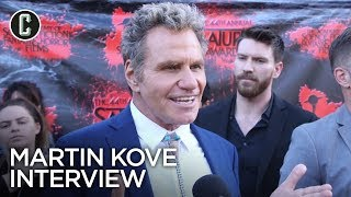 Martin Kove on Cobra Kai, His Role in Season 2, and Why He Disliked the Title of The Karate Kid