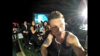 Chris Rene with the Lovely Lady
