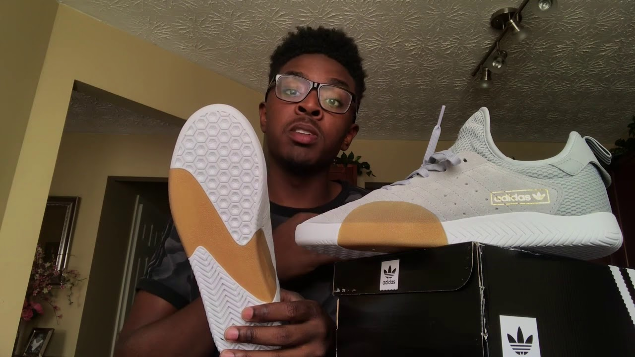 548d32c47e81 Adidas 3st 003 Shoe Review - YouTube