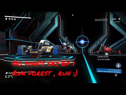 No man's sky gameplay | New player gameplay 2017 | Ep 1