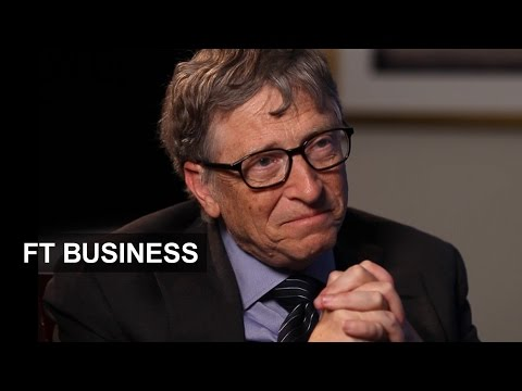Bill Gates on unicorns | FT Business Mp3