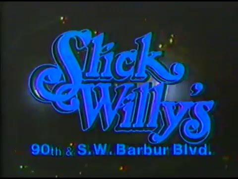 Slick Willy's Portland, Oregon Disco Nightclub Commercial (1982)