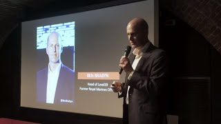 Ambition and Humility: Reconnecting Business with Community | Ben Brabyn | TEDxLambeth