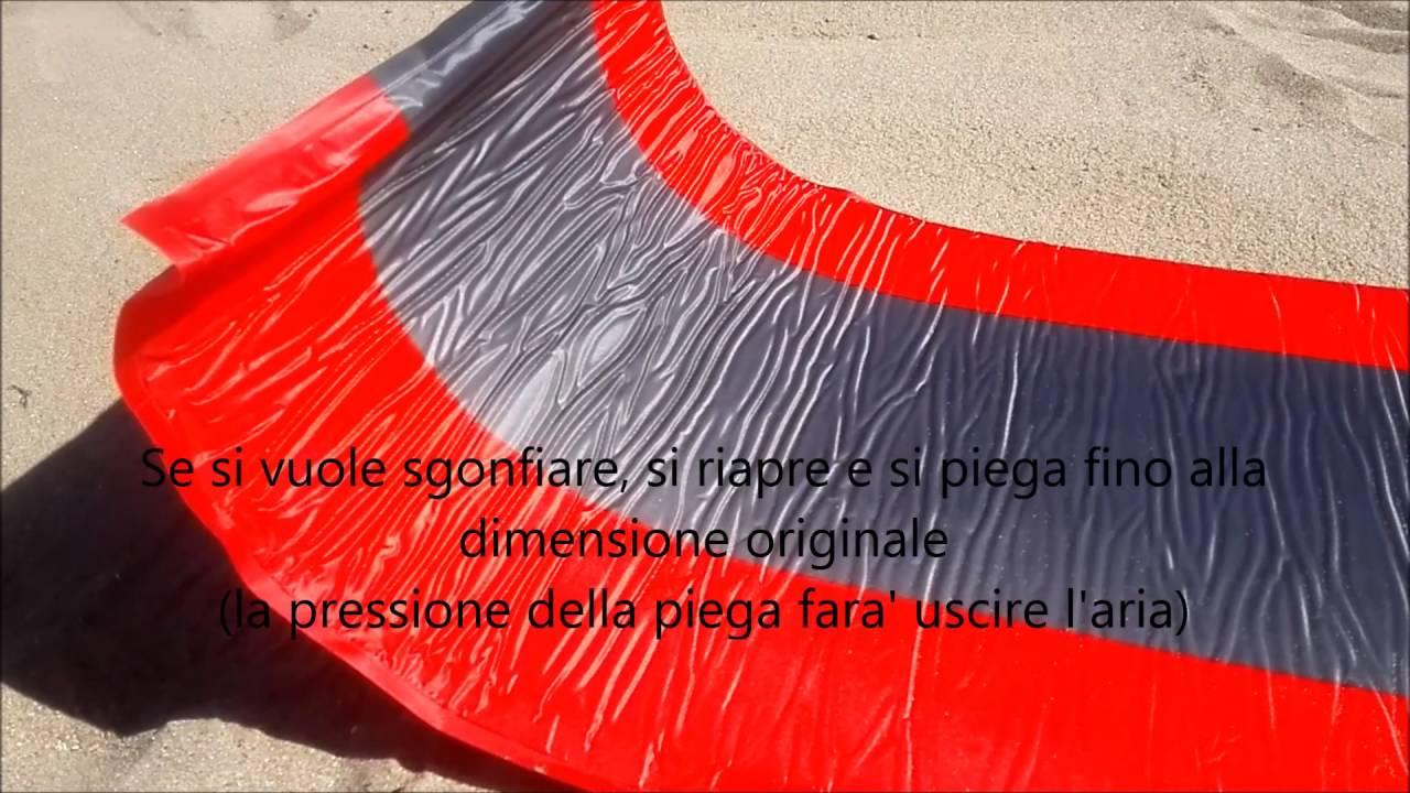 Materassino Da Campeggio Decathlon.Yukatana Goodrest 3 Materassino Autogonfiabile Youtube