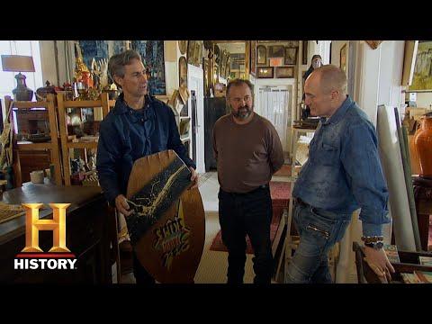 American Pickers: Bonus - Tardy for the Party (Season 19) | History