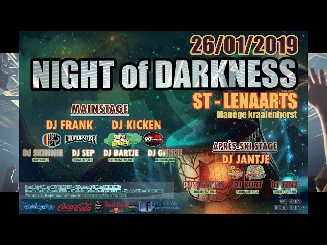 NIGHT OF DARKNESS 2019