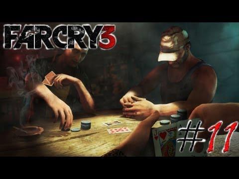 Смотреть прохождение игры Far Cry 3. Серия 11 - Бедтаун. Странное место.