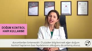 DOĞUM KONTROL HAPI KULLANIMI - Op. Dr. Seçil Günay Avcı