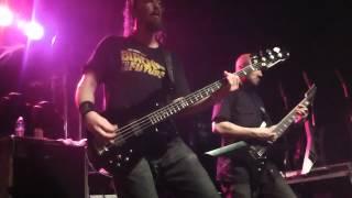 God Forbid -- Cornered -- Live -- 5/6/12 Trees - Dallas, TX