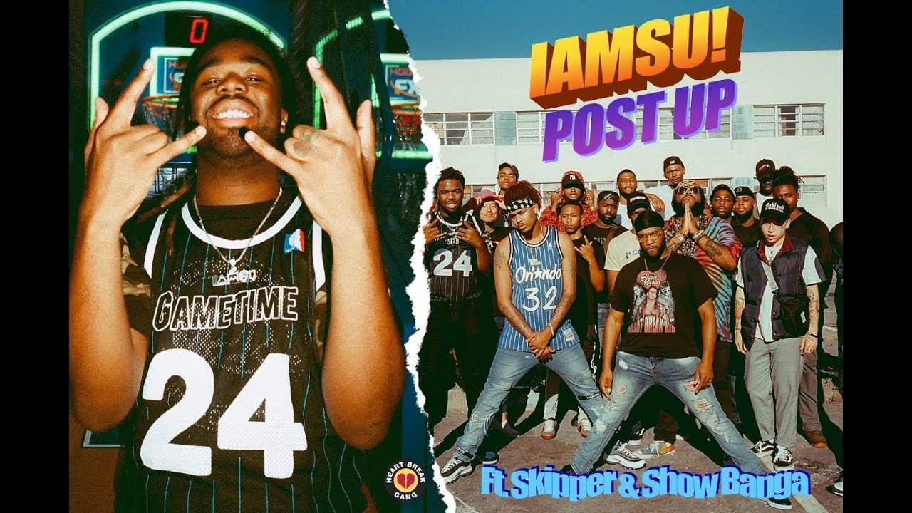 "Download IAMSU! ""Post Up"" Ft. Skipper & Showbanga (Official Music Video)"