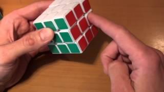 Введение в сборку Кубика Рубика вслепую