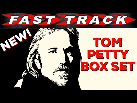 "New Tom Petty Music! ""An American Treasure"" box set"