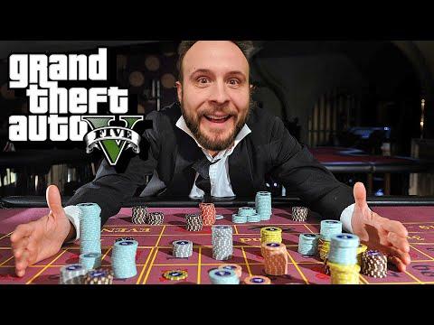 Wheel Of Misfortune - GTA 5 Casino Gameplay