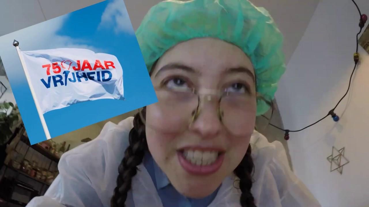 Sarah Schnitzel  - 4 & 5 mei, hongerwinter en bevrijding - Vital Kids Club