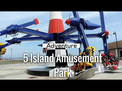 Five Island Water and Amusement Park Adventure