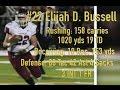 Elijah D Bussell 2016 Highlights