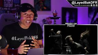 "Hip Hop Head REACTION to ""Rock Music"" Bad Wolves (Zombie)"