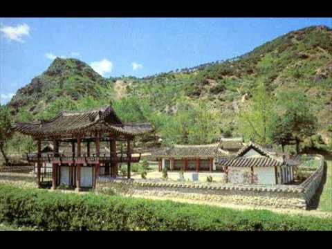 North korea's korea OlD Buliding and korea culture,korea history.