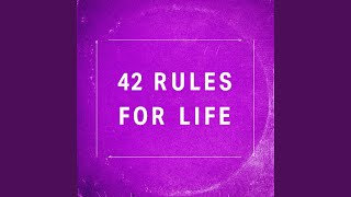 42 Rules for Life