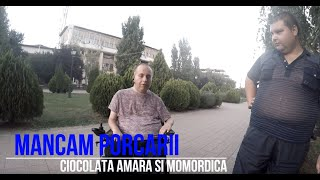 #23 Mancam porcarii (ciocolata amara si castravete amar - momordica) #1