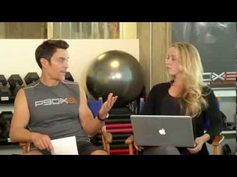 P90X3 - Interview With Tony Horton | Start To Be Awesome