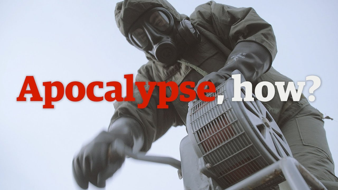 Apocalypse, how? A preppers' survival guide to the end of the world
