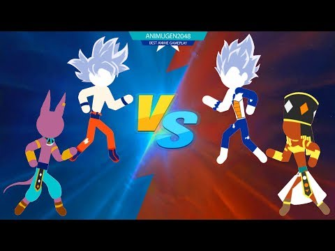 💛 DOWNLOAD STICK SHADOW WAR FIGHT APK #17 💛 HOT GAME ANDROID STICK SAIYAN WARRIORS #FHD