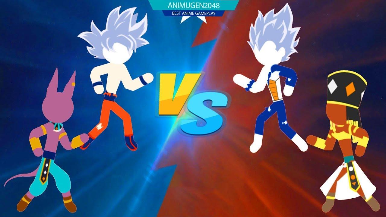 💛 DOWNLOAD STICK SHADOW WAR FIGHT APK #17 💛 HOT GAME ANDROID STICK SAIYAN WARRIORS #FHD
